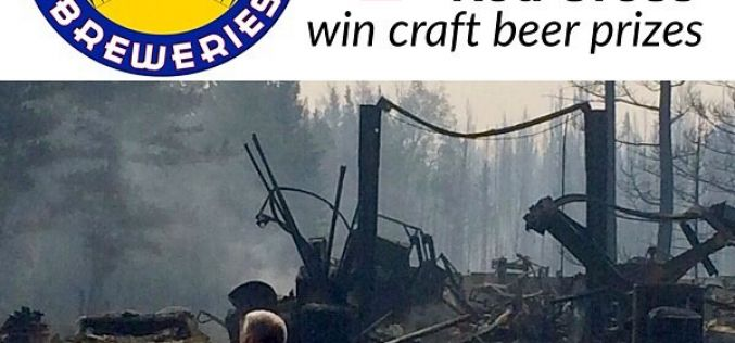 BC Craft Breweries Rally Around Fire Relief Support