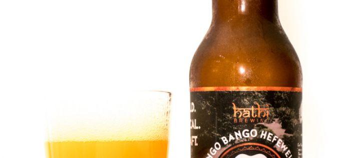 Hathi Brewing – Mango Bango Hefeweizen