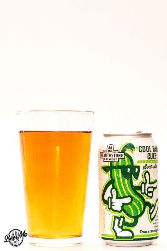 Hearthstone Brewery Cool Hand Cuke Cucumber Sour 2017
