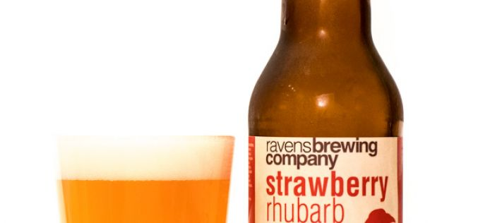 Ravens Brewing Co. – Strawberry Rhubarb Sour