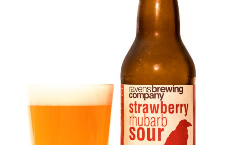Ravens Brewing Co. – Strawberry Rhubarb Sour
