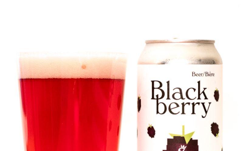 Strathcona Beer Co. – Blackberry Berliner Weisse