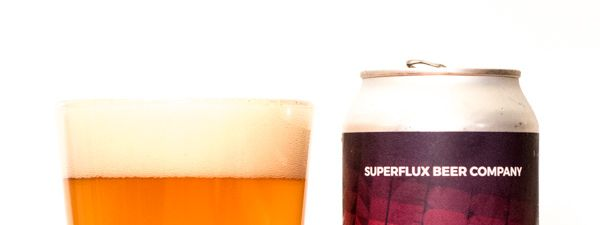 Superflux Beer Company Happiness IPA