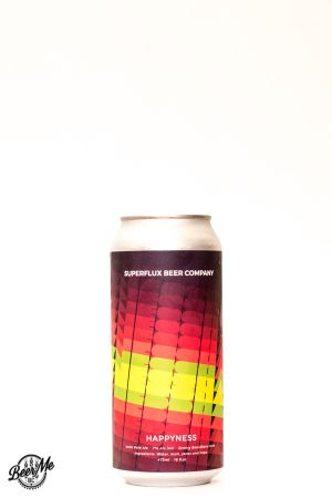 Superflux Beer Company Happiness IPA Can