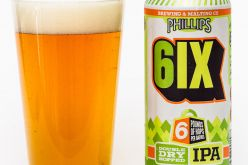 Phillips Brewing Co. – 6IX Double Dry Hopped IPA