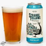 Strange Fellows Poppinjay West Coast Sour Ale Review