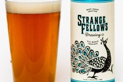 Strange Fellows Brewing Co. – Popinjay West Coast Sour Ale