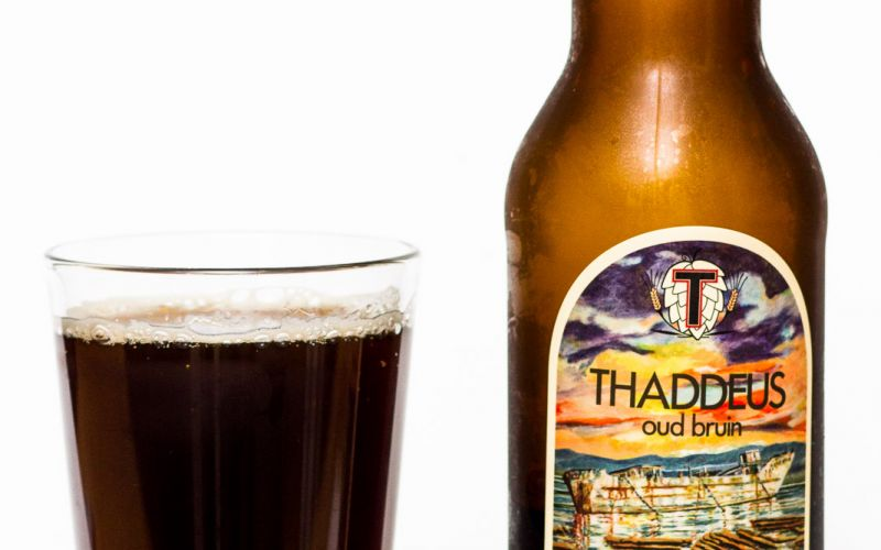 Townsite Brewing Inc. – Thaddeus Oud Bruin