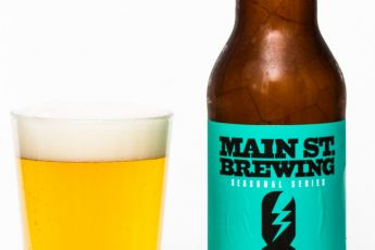 Main St. Brewing Co. – Electric Torpedo White IPA