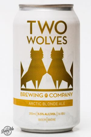 Two Wolves Brewing - Arctic Blonde Ale Review