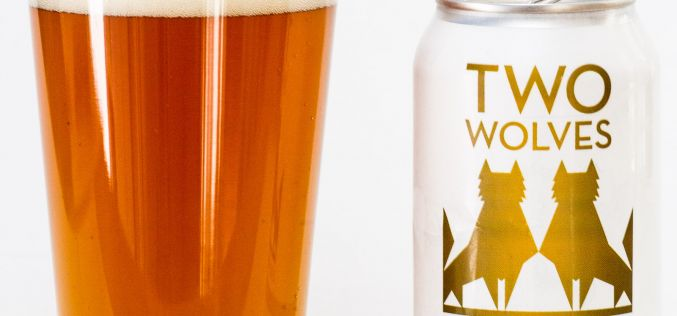 Two Wolves Brewing Co. – Arctic Blonde Ale