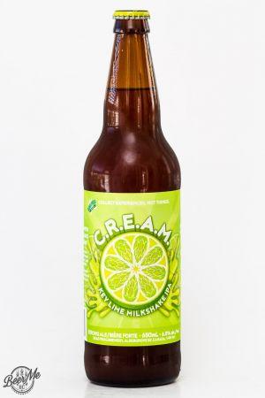 Dead Frog Brewery - Key Lime Milkshake IPA Review