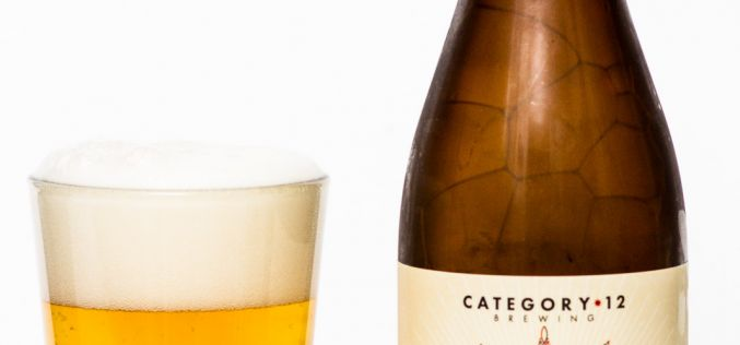 Category 12 Brewing – Raw Ale West Coast Farmhouse Ale
