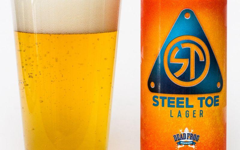 Dead Frog Brewery – Steel Toe Lager