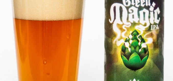 Dead Frog Brewery – Green Magic IPA