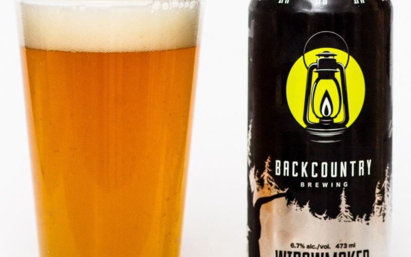 Backcountry Brewing Co. – Widowmaker IPA