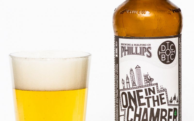 Phillips Brewing & Doan's Brewery – One in the Chamber SMASH Ale