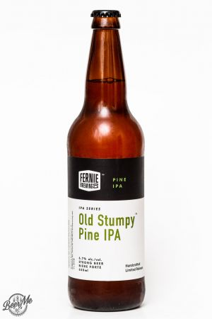 Fernie Brewing Old Stump Pine IPA