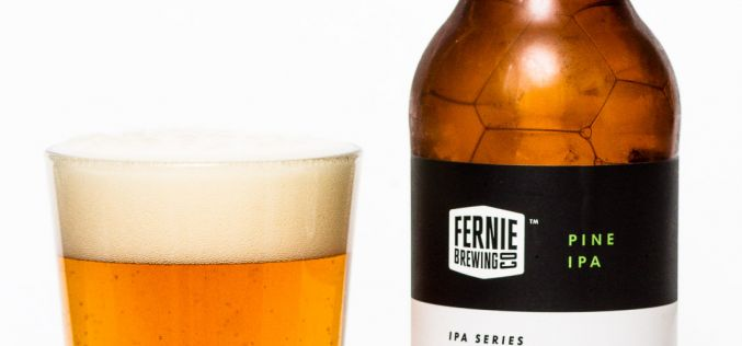 Fernie Brewing Co. – Old Stumpy Pine IPA