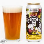 Spinnaker's Brewery Juice Monkey Tropical IPA Review