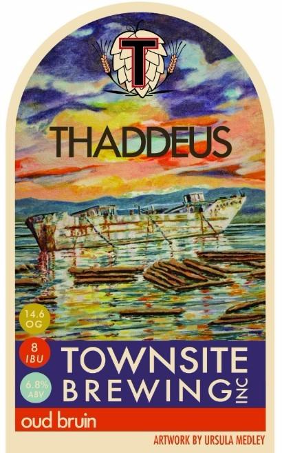 Townsite Oud Bruin