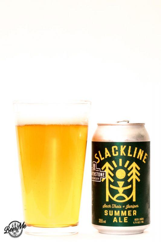 Hearthstone Brewery Slackline Summer Ale
