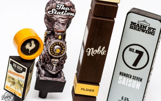 Made In Canada – Local Tap Handles & Beer Paraphernalia from Invermere BC