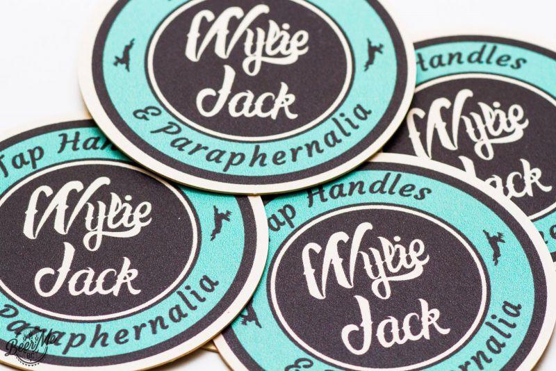 Wylie Jack Custom Coasters