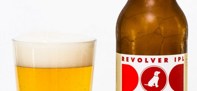 Red Collar Brewing Co. – Revolver IPL