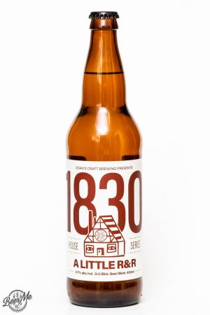 Doan's Brewery 1830 A Little R&R Lager Review