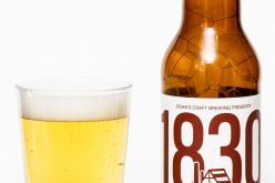 Doan's Craft Brewery – 1830 A Little R&R Rice & Rye Lager