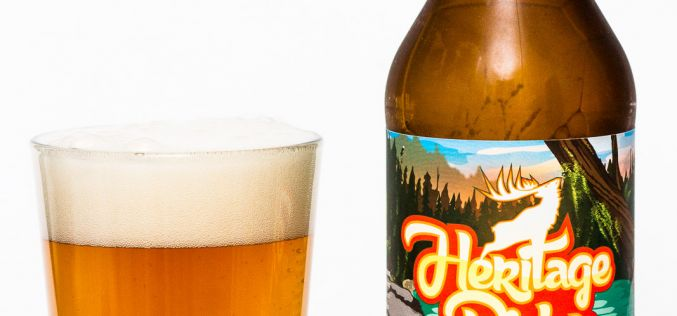 Red Arrow Brewing Co. – Heritage River Hefeweizen