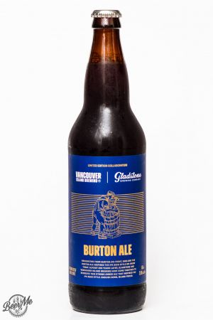 Vancouver Island & Gladstone Brewing Burton Strong Ale Review