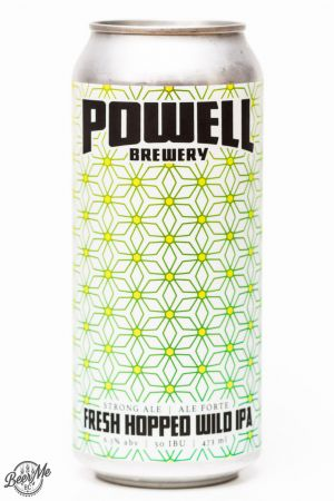 Powell Brewery Wild Fresh Hopped IPA Review