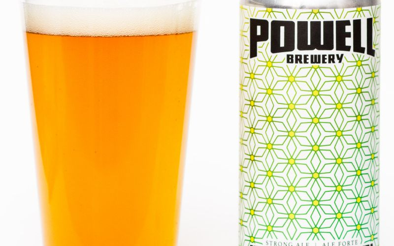 Powell Brewery – Fresh Hopped Wild IPA