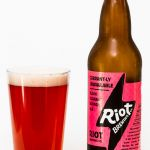 Riot Brewing Currantly Unavailable Blonde Ale Review