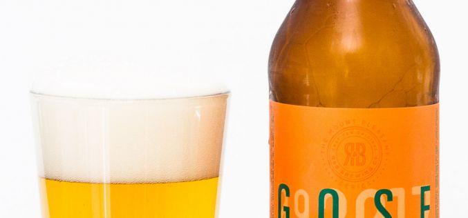 R&B Brewing CO. – Gose Sour Ale