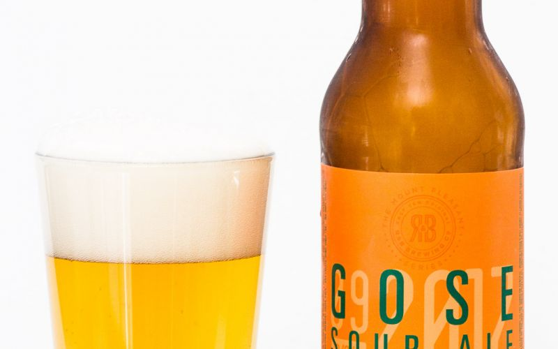 R&B Brewing CO. – Gose Sour Ale