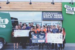 Old Yale Brewing Raises $10,000 For BC Wildfire Relief