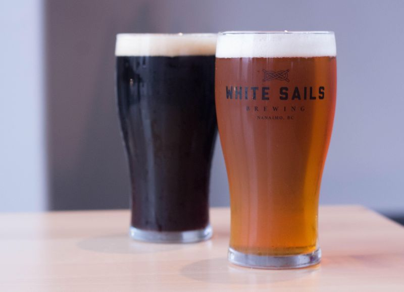 White Sails Brewing Mt Benson World Beer Cup