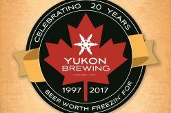 Yukon Brewing Celebrates 20 Roaring Years of Brewing