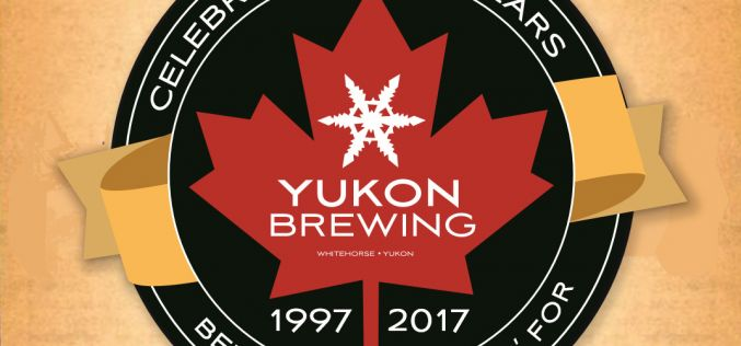 Yukon Brewing Celebrates 20 Roaring Years of Brewing