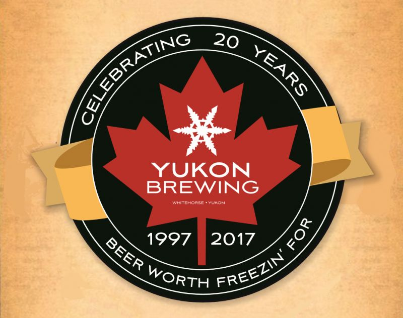 Yukon Brewing celebrates 20 years