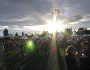 Great Canadian Beer Festival Media - Sunset