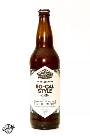 Granville Island Brewing Co. So-Cal Style IPA Bottle
