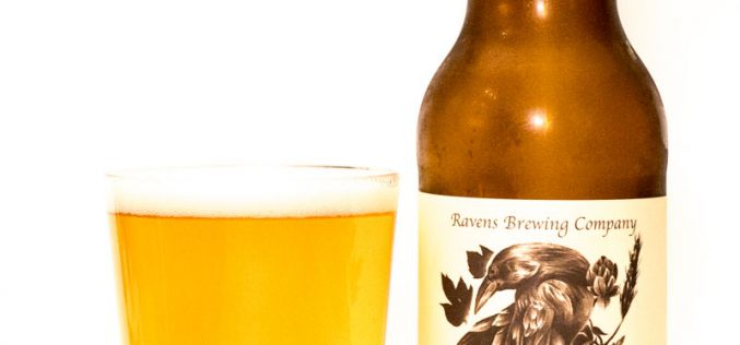Ravens Brewing Co. – Barrel Aged Belgian Tripel