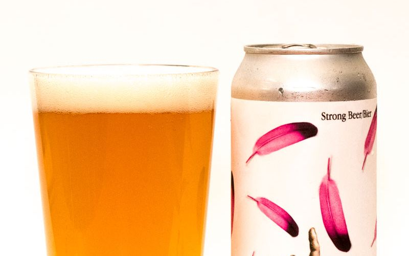 Strathcona Beer Co. – Catching Feathers IPA