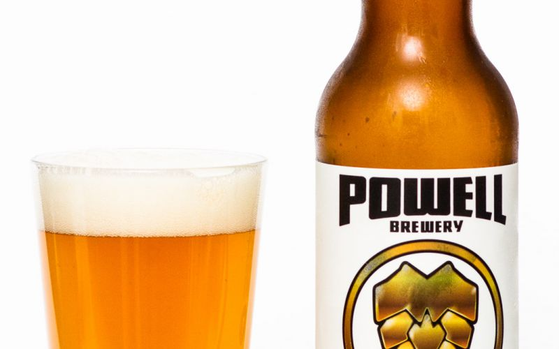Powell Brewery – Stay Gold Pale Ale