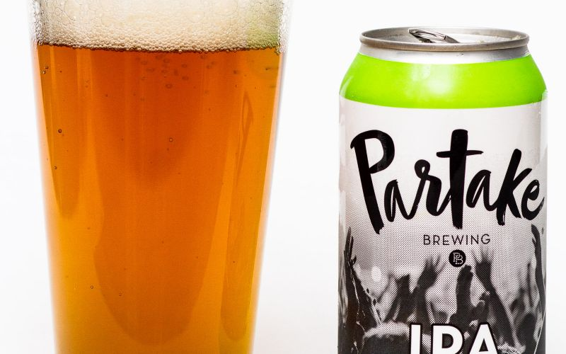 Partake Brewing – Non-Alcoholic IPA