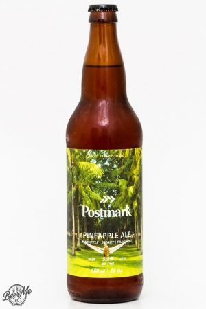 Postmark Brewing - Pineapple Ale Review